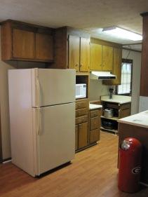 Before Custom Kitchen Cabinet Remodel - Kitchen #2