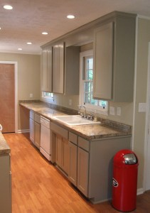 Custom Kitchen Cabinet Remodel - Kitchen #3