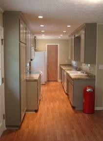After Custom Kitchen Cabinet Remodel - Kitchen #2