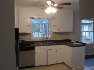 Before RTA Remodel – Kitchen #1