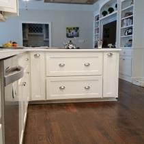 Custom Kitchen Cabinet Remodel - Kitchen #2