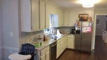 Before Custom Kitchen Cabinet Remodel - Kitchen #1