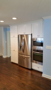 Custom Kitchen Cabinet Remodel - Kitchen #2