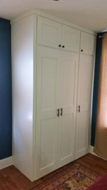 Custom built-in Wardrobe