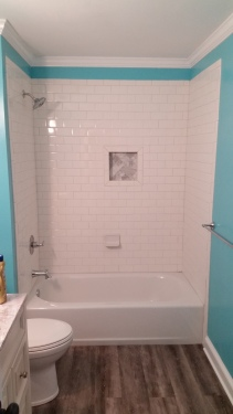 New Tub and Subway Tile