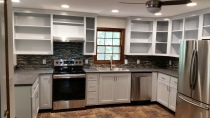 Custom Kitchen Cabinet Remodel - Kitchen #1